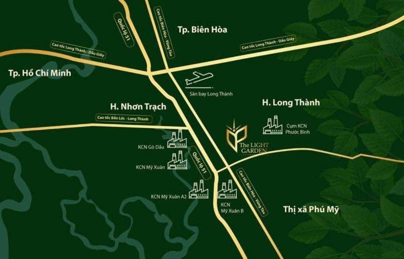 The Light Garden Đồng Nai