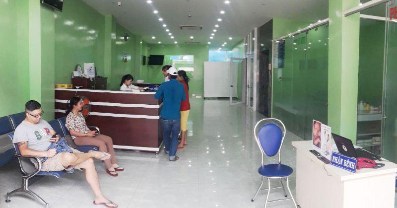 Khu chăm sóc y tế cư dân