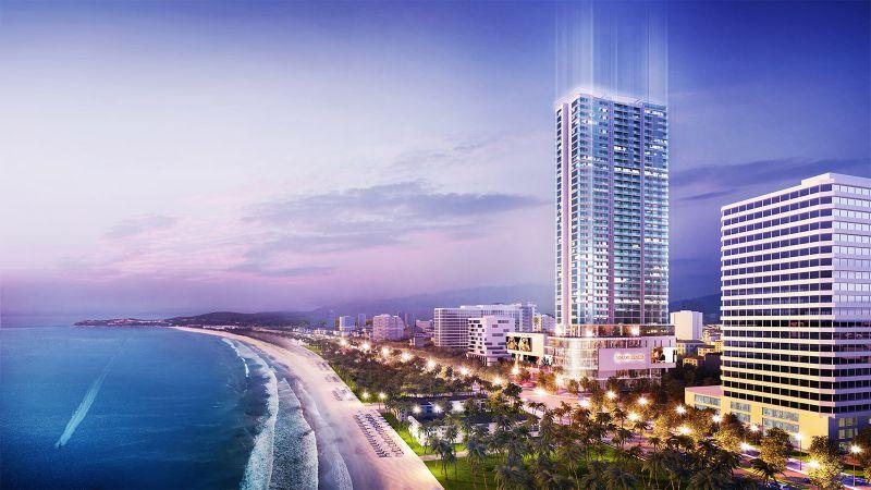 Những căn hộ khách sạn biển sở hữu nhiều điểm đặc trưng