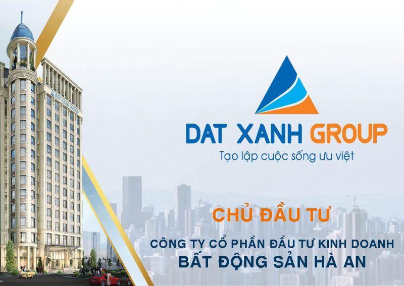 Công ty này là một thành viên của Tập đoàn Đất Xanh Group