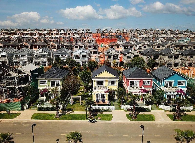 Những căn Townhouse của Novaworld sẽ giúp bạn có được căn nhà mơ ước