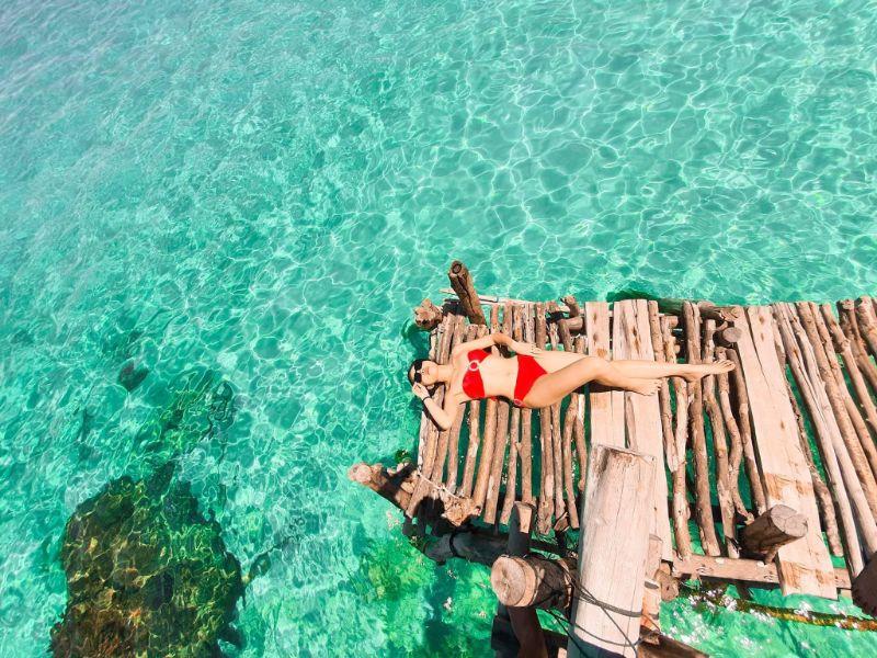 Tiềm năng du lịch khiến hòn đảo này tăng sức hút nhanh chóng
