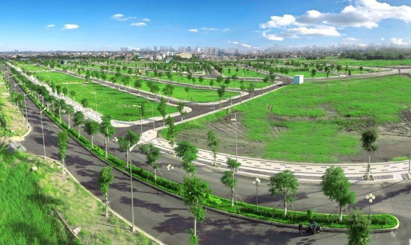 Đất nền dự án là sản phẩm nổi bật, có mặt ở nhiều tỉnh thành