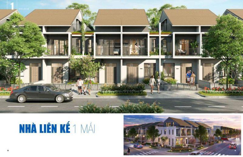 Những căn nhà liền kề này sẽ khiến khách hàng có cuộc sống hoàn hảo