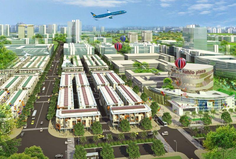 Thị trường bất động sản Long Thành đang tăng lên rất nhanh