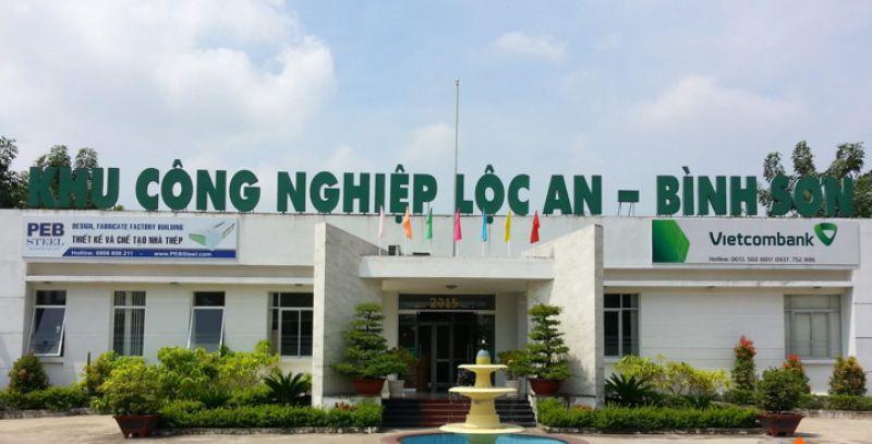 KCN Lộc An - Bình Sơn