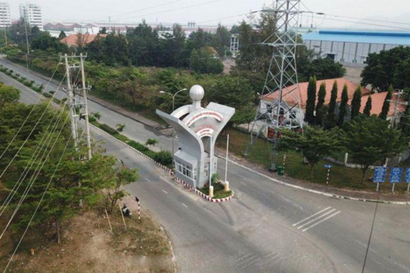 danh sách khu công nghiệp ở Phú Mỹ