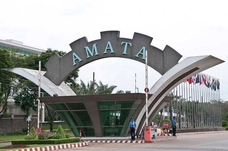 Khu công nghiệp công nghệ cao Amata