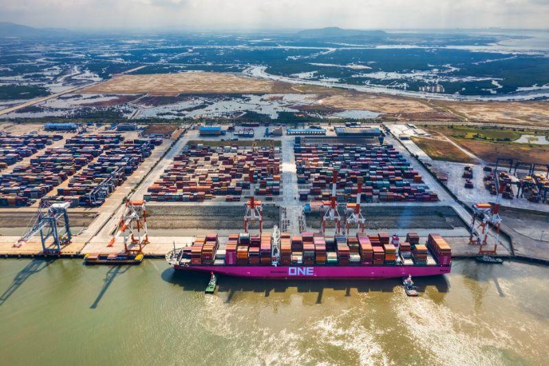 Hoạt động cảng của khu vực sẽ trở nên sôi nổi hơn hẳn trong thời gian tới