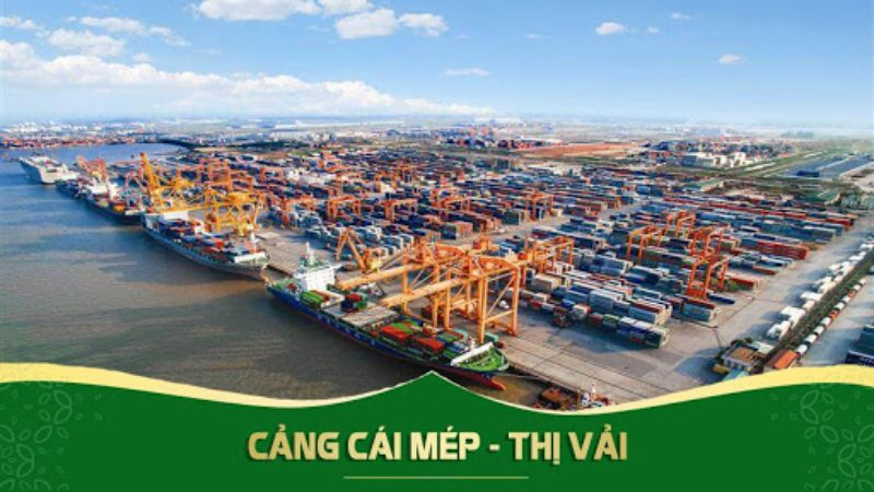 Đây là một trong những cảng nước sâu trọng yếu của nước ta