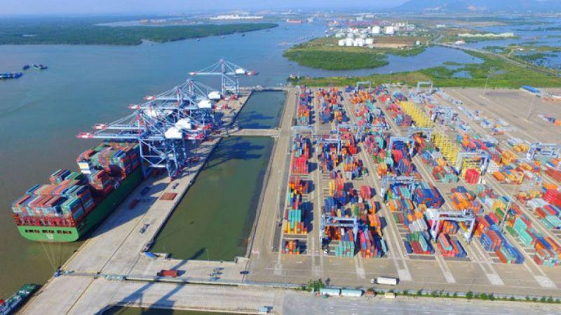 Nhờ vào cảng Thị Vải - Cái Mép mà vùng lân cận có rất nhiều tiềm năng phát triển