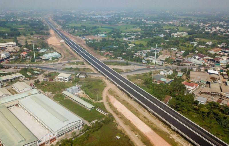 Tuyến đường này sẽ góp phần thay đổi rất nhiều hạ tầng giao thông khu vực