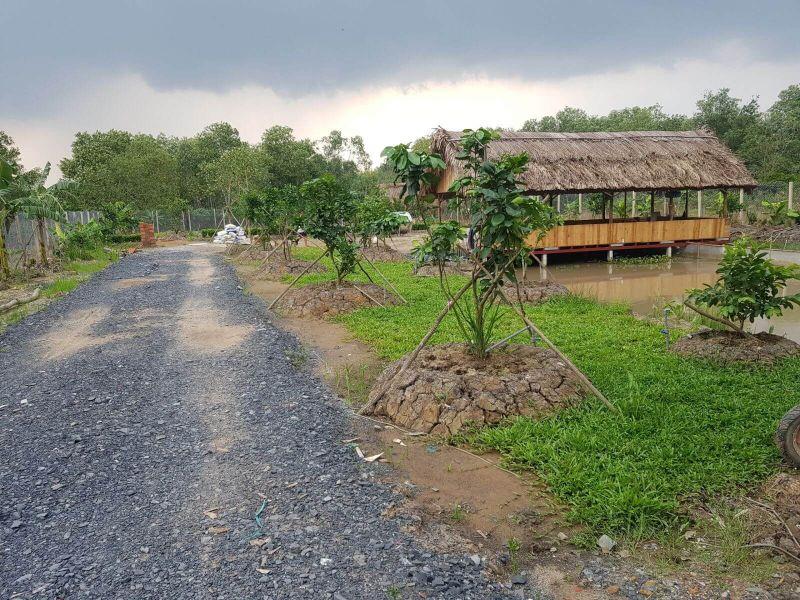 Việc chuyển đổi mục đích sử dụng đất sẽ được thực hiện tại cơ quan quản lý địa phương