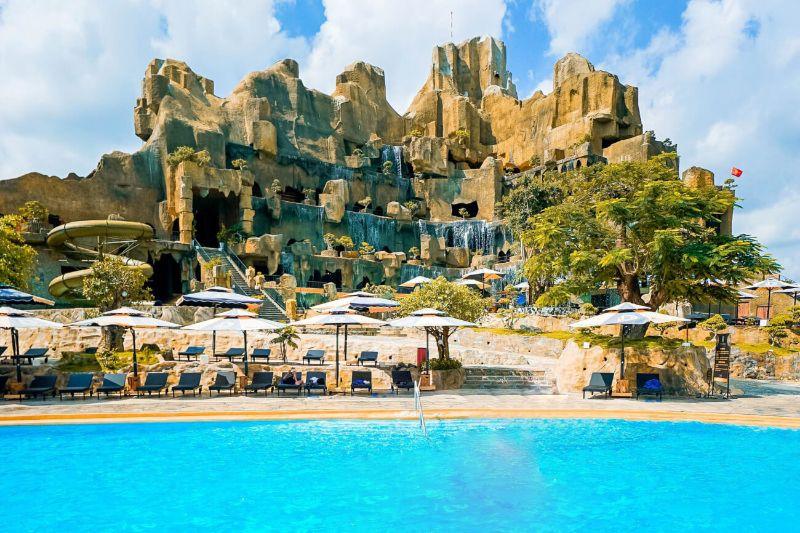 Hầu hết resort đều được trang bị rất nhiều tiện ích hiện đại