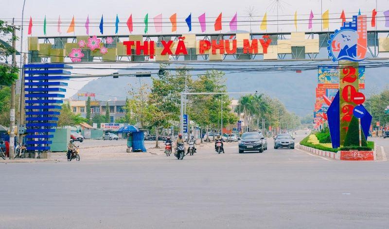Tỉnh Bà Rịa - Vũng Tàu đang cố gắng đẩy nhanh quá trình lên thành phố của Phú Mỹ
