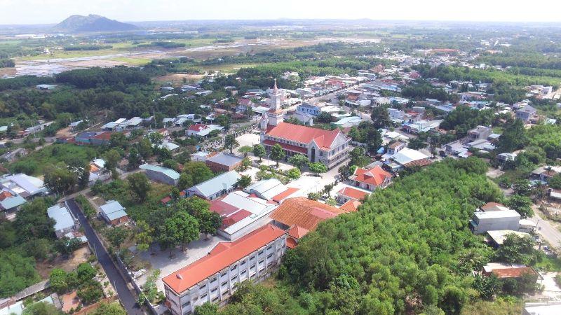 Thế mạnh công nghiệp cũng là điểm đáng chú ý khi thị xã Phú Mỹ lên thành phố