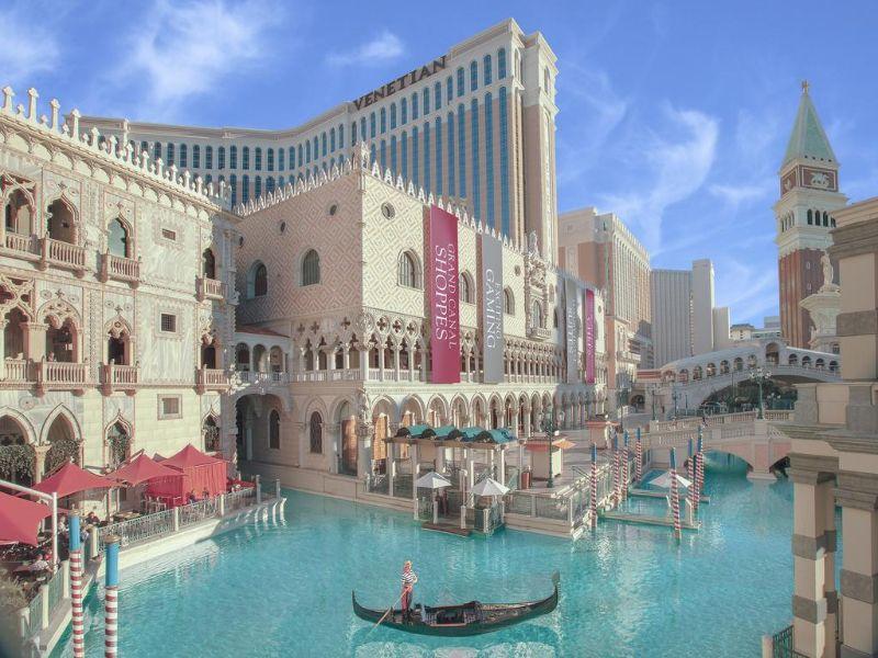 Mô hình Integrated Resort