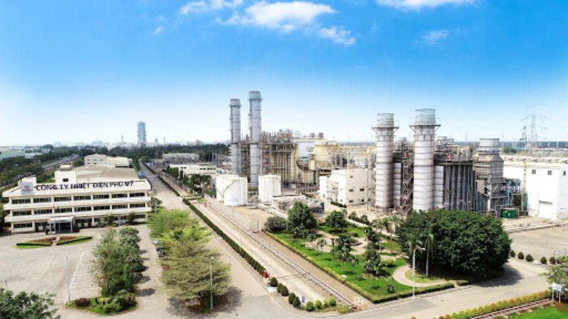Nhà máy cũng đang được phát triển bền vững hơn để đảm bảo sản lượng điện