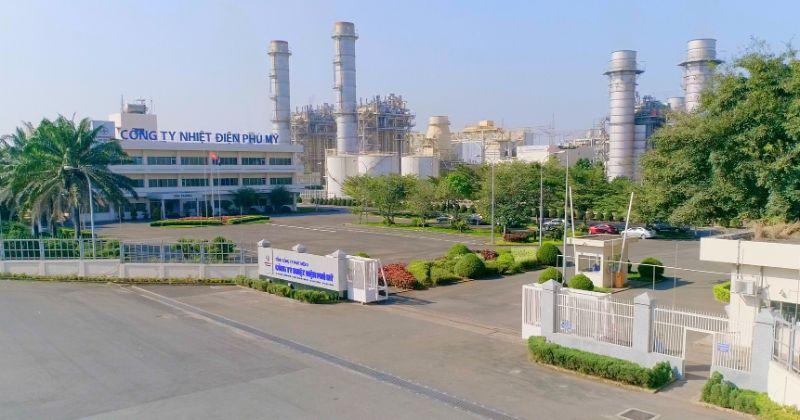 Nhiệt điện Phú Mỹ là đơn vị cung cấp năng lượng quan trọng