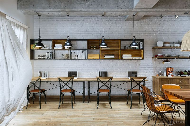 Nếu bạn đang muốn có một nơi kết hợp ở và làm văn phòng, đây là lựa chọn dành cho bạn