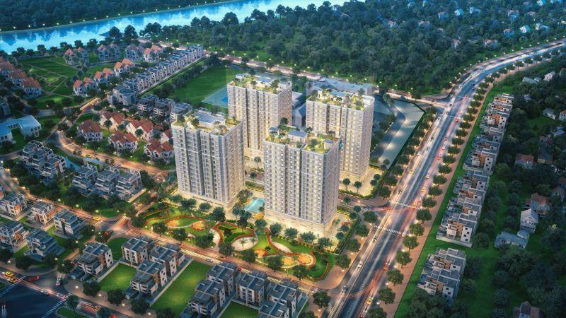 Dự án Orchid Park có tiềm năng tăng giá lớn trong tương lai