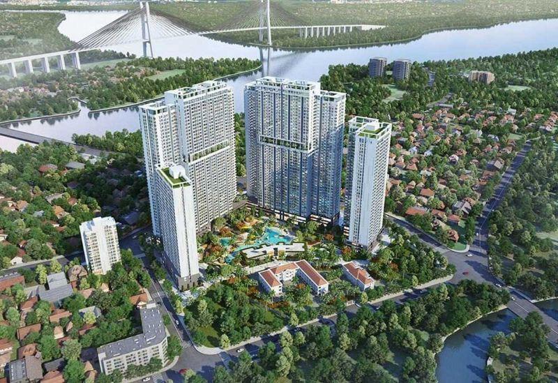 Dù thị trường có nhiều biến động nhưng xu hướng phát triển bất động sản vẫn khả quan