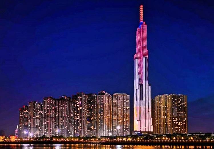 5 tòa nhà cao nhất