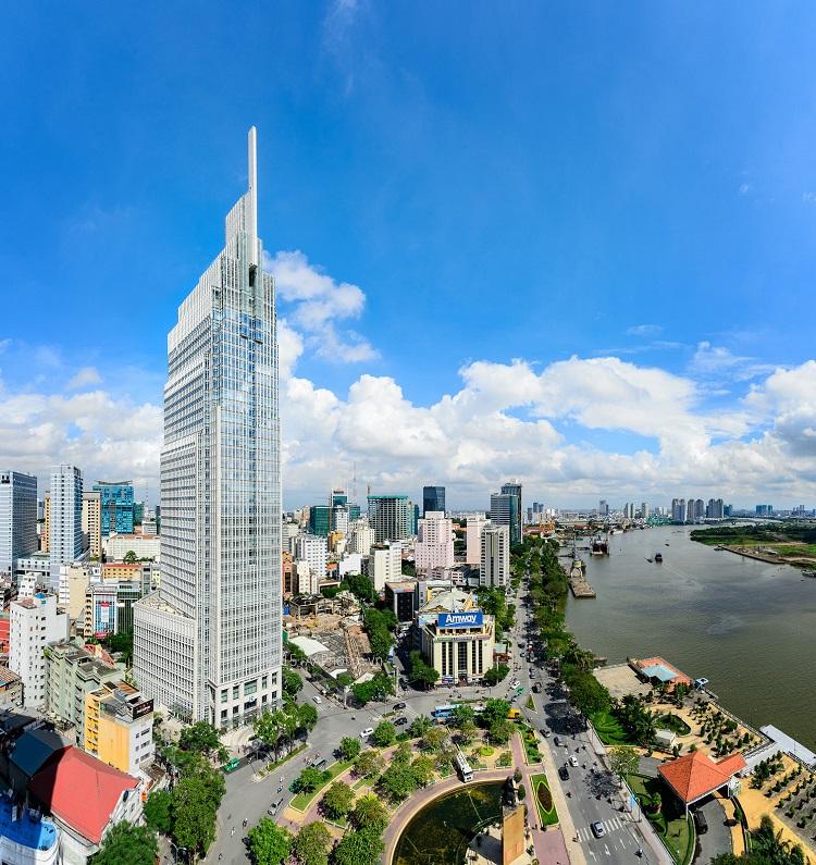 các tòa nhà cao nhất sài gòn