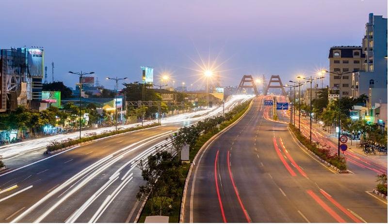 Đại lộ Phạm Văn Đồng – Con đường nội đô mệnh danh đẹp nhất nhì