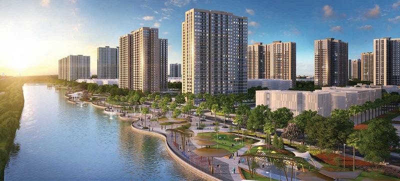 Dự án Vinhomes Grand Park – Một trong 5 dự án bất động sản Hot ở khu Đông Sài Gòn
