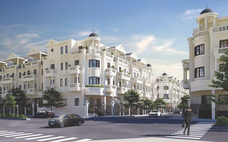 Dự án bất động sản Cityland Park Hills được xây dựng chủ đầu tư uy tín