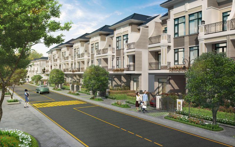 Phối cảnh 3D dự án Verosa Park Khang Điền