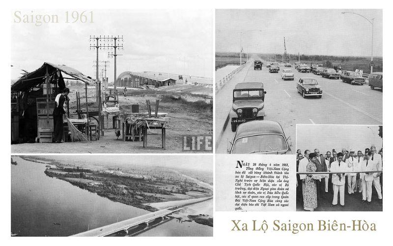 Xa lộ Hà Nội trước kia có tên gọi là xa lộ Biên Hòa