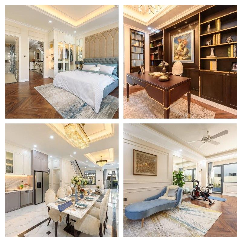 Dự án Verosa Park Khang Điền thiết kế nội thất bên trong