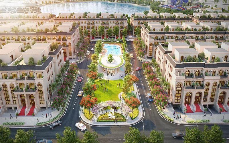 Nhiều dự án bất động sản mọc lên ở khu Đông Sài Gòn