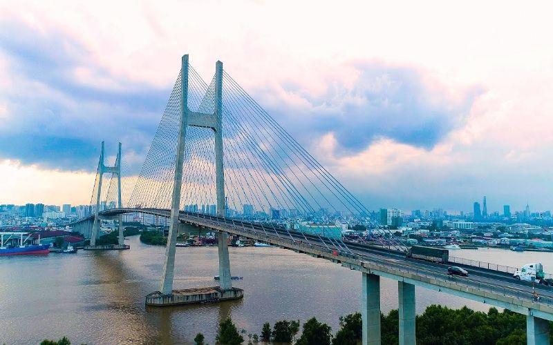 Cầu Phú Mỹ - Biểu tượng TPHCM